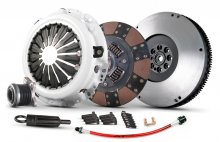Clutch Masters FX400 8 puck 3.8L V6 Clutch Kit & Steel Flywheel 2014 -2014 Genesis Coupe