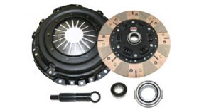 93 to 95 Elantra 1.6L COMPETITION CLUTCH KIT - SCC Stage 3.5 - Segmented Ceramic