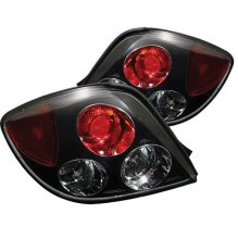 Hyundai Tiburon 03-05 Altezza Tail Lights - Black