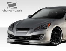 RS-1 Duraflex Front Lip Air Dam 2010-2012 Genesis Coupe