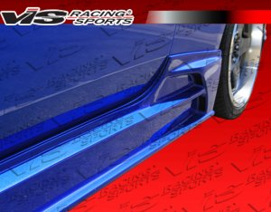 Vis Racing JPC Side Skirts Genesis Coupe 2010 - 2013