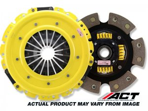 ACT HD/Race Sprung 6 Pad Clutch Hyundai Genesis Coupe 3.8 V6 2010 - 2012