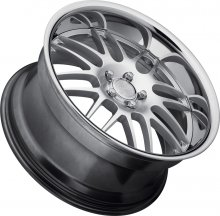 "Genesis Coupe 20"" Concept One RS8 Staggered Wheel Set 2010 - 2012"