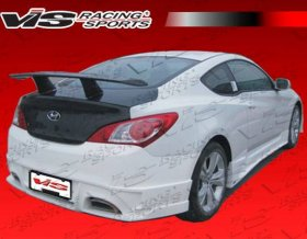 Genesis Coupe VIS RACING GNX REAR BUMPER 2010 - 2013