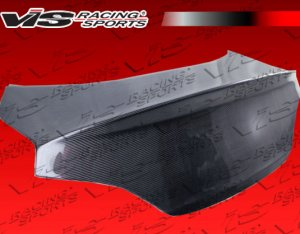 Genesis Coupe K2 Carbon Fiber Trunk 2010 - 2012
