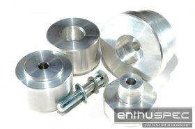 ENTHUSPEC DIFFERENTIAL MOUNT KIT (4PC) GENESIS COUPE BK1 2010 - 2012