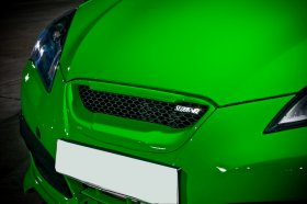 Sequence Fiber glass Grill Genesis Coupe 2010 - 2012