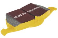 EBC Yellow Rear Brake Pads for Non - Brembo Model Genesis Coupe