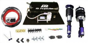 D2 Air Suspension System 2010 Genesis Coupe