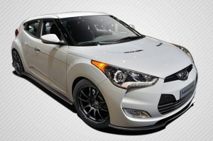 2012-2014 Hyundai Veloster Turbo Carbon Creations GT Racing Body Kit - 5 Piece