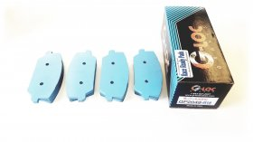 G-LOC R18 FRONT BRAKE PADS FOR HYUNDAI VELOSTER N PERFORMANCE
