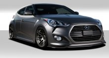 2012-2014 Hyundai Veloster Turbo Duraflex GT Racing Body Kit - 5 Piece