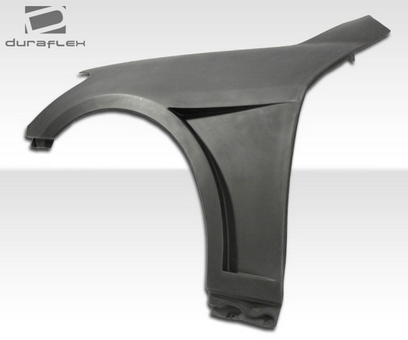 2010-2014 Hyundai Genesis 4DR Duraflex Executive Fenders - 2 Piece - Click Image to Close