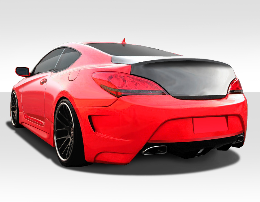 Extreme Dimensions AM-S GT Duraflex Front Bumper 2010 - 2012 Genesis Coupe - Click Image to Close