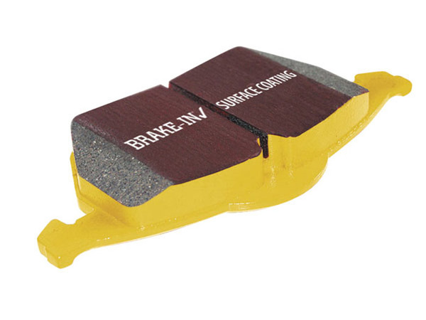 EBC Yellow Front Brake Pads for Brembo model Genesis Coupe