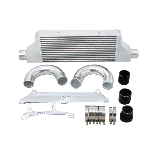 CX Racing Big Core Intercooler Kit with Lower pipes Kia Stinger 3.3TT 2018+