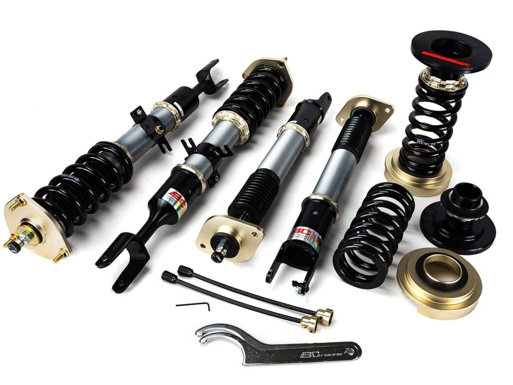 BC Racing DS Series Coilover Hyundai Tiburon 2003-2008