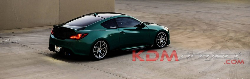 KDM Project, Kia and Hyundai parts, accessories and upgrades