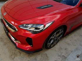 M&S Carart Headlight Eyelines Kia Stinger 2018+