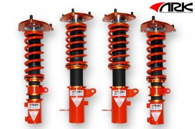 Hyundai Tiburon 03-ON ARK Coilover System / DT-P