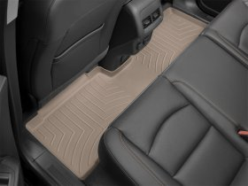 WeatherTech Kia Stinger Rear FloorLiner-Tan 2018+