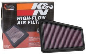 K&N Right Side Drop In Air Filter Kia Stinger GT V6-3.3L 2018+