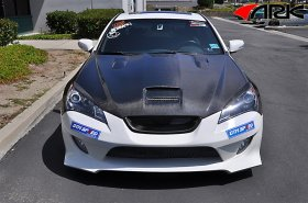 ARK Performance C-FX Carbon Fiber Hood Genesis Coupe 2010 - 2012