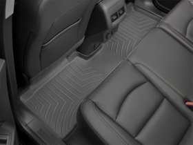 WeatherTech Kia Stinger Rear FloorLiner-Black 2018+