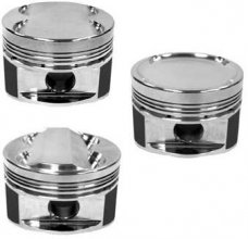 Manley Platinum Series Lightweight Pistons 86.5mm oversized Genesis Coupe 2.0T 2010 - 2014