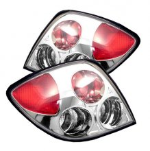 Hyundai Santa Fe 01-03 Altezza Tail Lights - Chrome